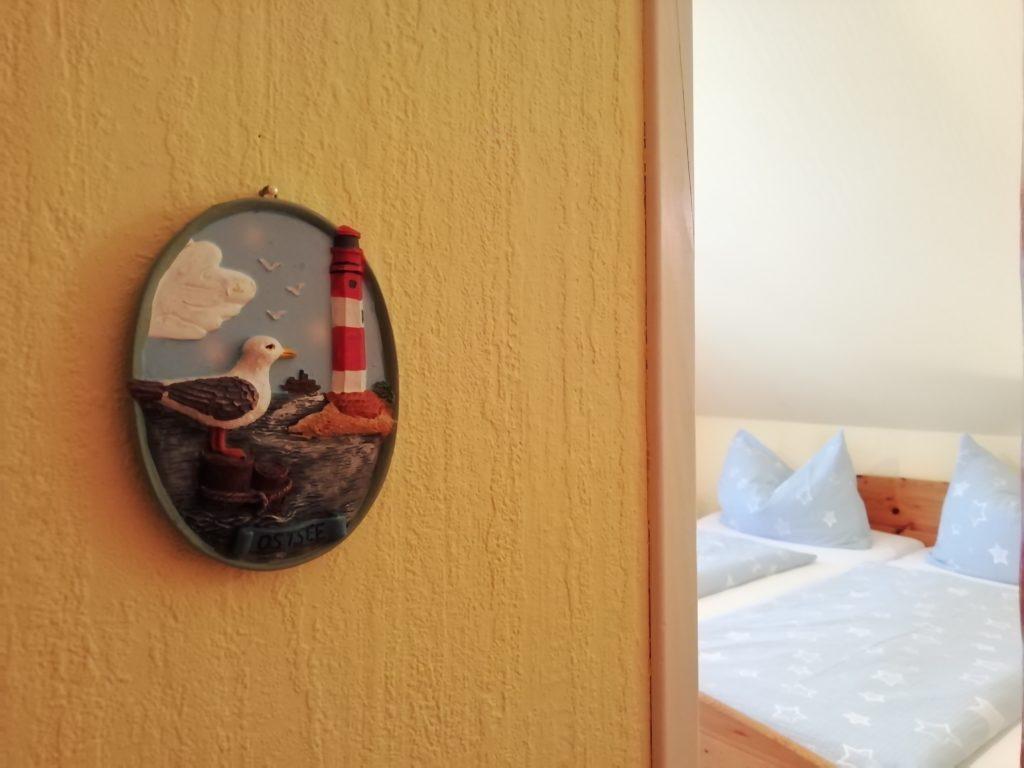Zimmer 1 - Pension Lange am Dorfteich in Petersdorf auf Fehmarn